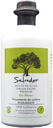 Aceite de oliva ecológico premium 01