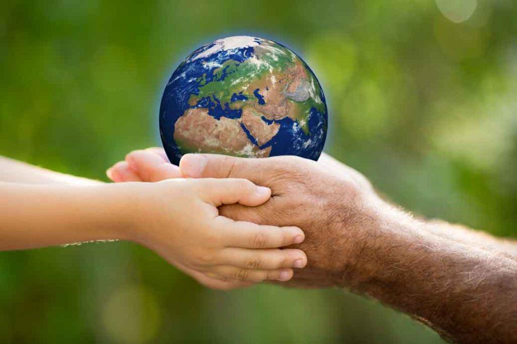 Sostenible con el médio ambiente